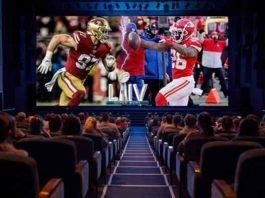 Super Bowl en el cine
