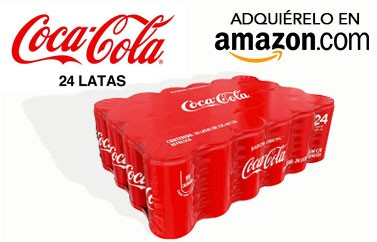 Compra Coca-Cola en Amazon