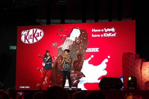nueva paleta Kit Kat