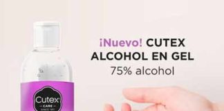alcohol en gel con glicerina