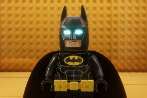 video Lego Batman