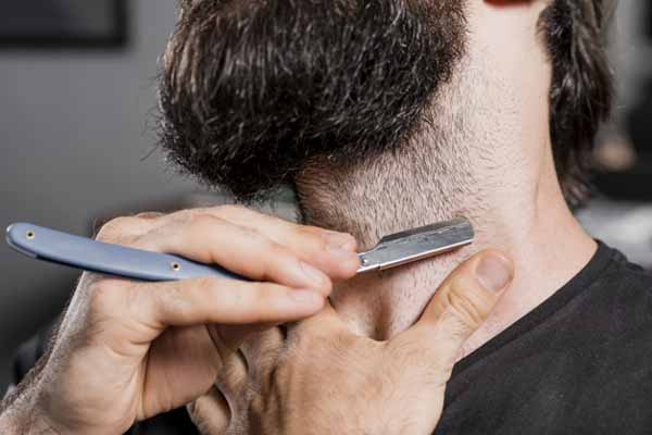 afeitado en la nueva normalidad