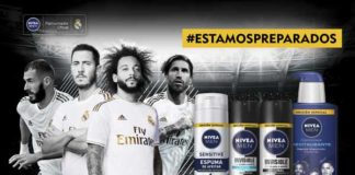 productos Nivea Men Real Madrid