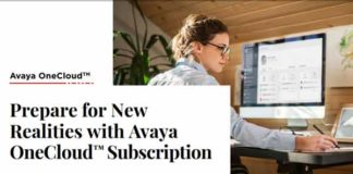 Avaya OneCloud Subscription