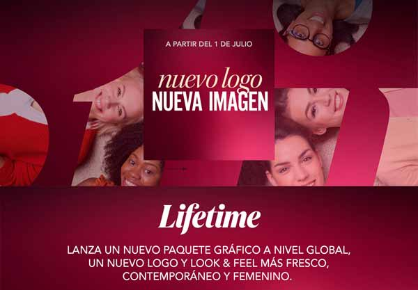 look dinámico Lifetime