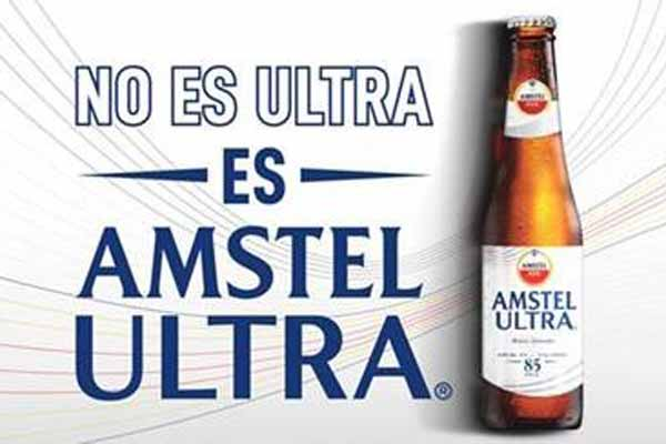 campaña Amstel Ultra