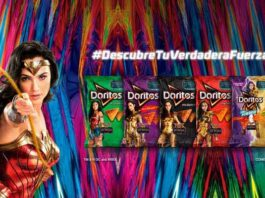 promoción Doritos Wonder Woman