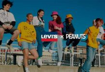 colección Levi's x Peanuts