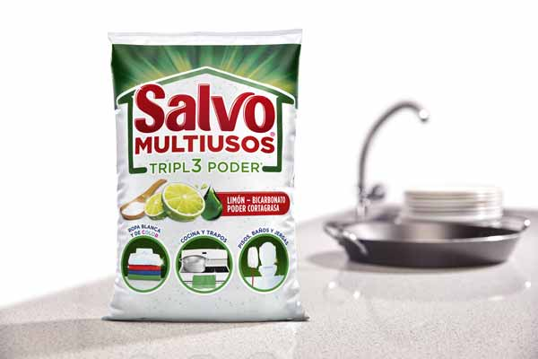 Salvo Multiusos triple poder