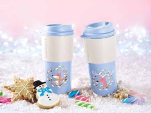 Eco-Vaso navideño Tupperware