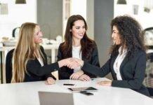mujeres ejecutivas exitosas