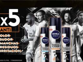 Nivea Men Real Madrid