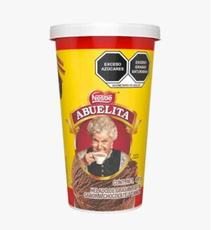 helado Chocolate Abuelita
