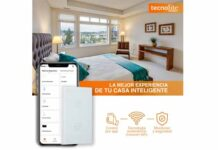 hogar inteligente Tecnolite Connect