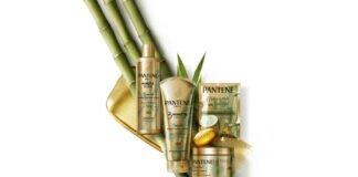 Pantene Bambú Nutre y Crece