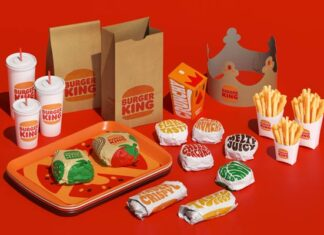 identidad visual Burger King