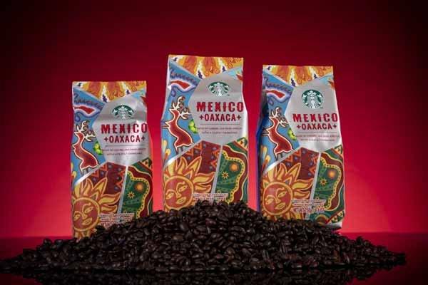 Starbucks México Oaxaca