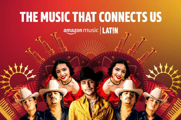 regional mexicano en Amazon Music