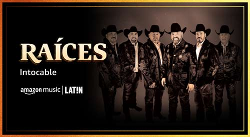 Intocable en Amazon Music