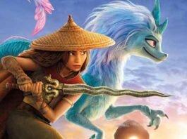estreno Raya y el Último Dragón