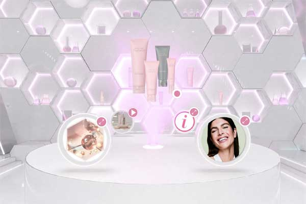 Suite 13 y Skin Analyzer Mary Kay