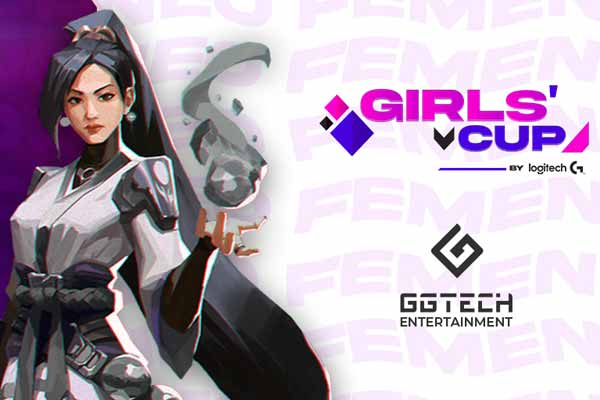 Logitech G torneo mujeres gamers