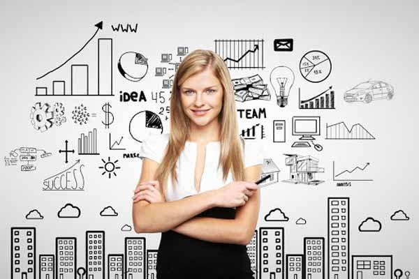 mujeres en el marketing