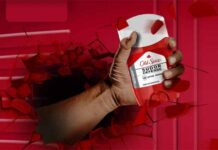 Old Spice Sudor Defense