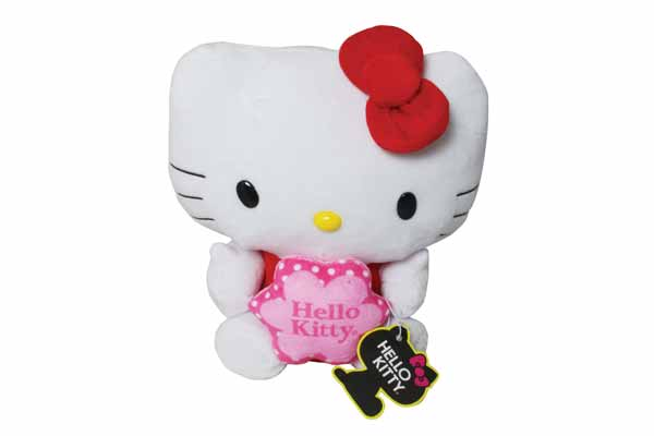 bocina Hello Kitty Ginga