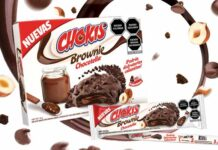 Chokis Brownie Chocotella