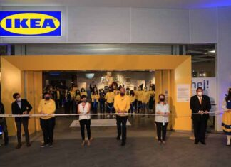 apertura IKEA Oceanía