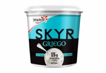 Yoplait SKYR Griego
