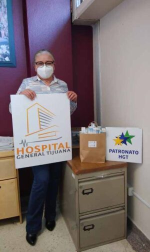 Bayer dona Bepanthen a personal médico