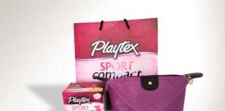 tampones Playtex Sport Compact