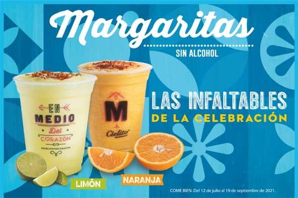 Margaritas Cielito Querido Café