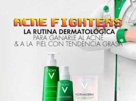 campaña Acne Fighters L'Oréal