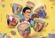 Frida Kahlo Chocolate Abuelita