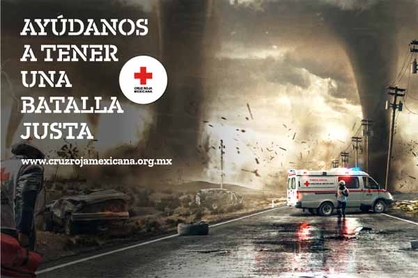 Colecta Nacional 2021 Cruz Roja Mexicana